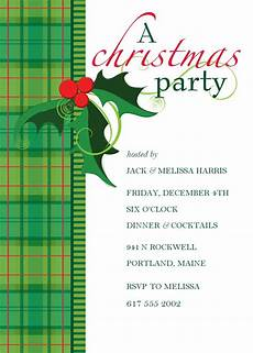 Printable Christmas Party Invitations Free Templates Dinner Invitation Templates Free