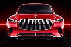 here s what maybach s ultra luxury suv will look like