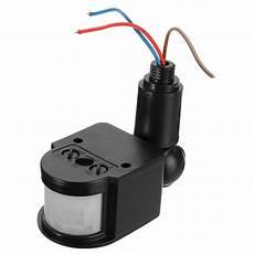 Motion Sensor Light Switch Wiring Diagram Motion Sensor Light Switch Outdoor Ac 220v Automatic