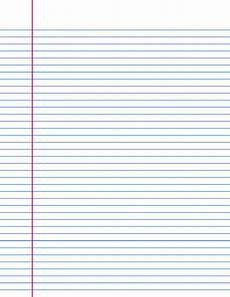 College Ruled Paper Template College Ruled Notebook Paper Template Qualads
