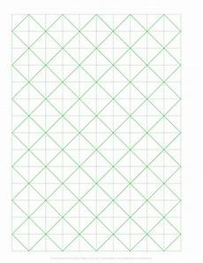 Trimetric Graph Paper Free Online Graph Paper Axonometric