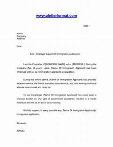 Immigration Recommendation Letter Sample Immigration Letter Sample Google Search Reference