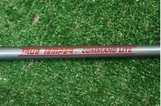 Light Flex Graphite Shaft True Temper Command Lite Regular Flex Graphite Iron Shaft