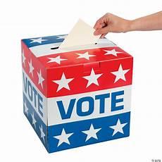 Voting Box Ballot Box