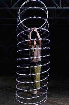 Hula Hoop Girl Lights Jeremiah Lusbywolf Hoop Dance Led Hoops