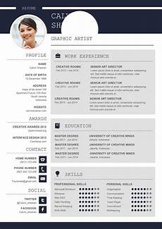 Downloadable Cv Format Professional Cv Ms Word Template Editable Downloadable