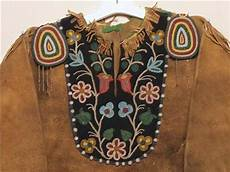 19th c cree beadwork jacket