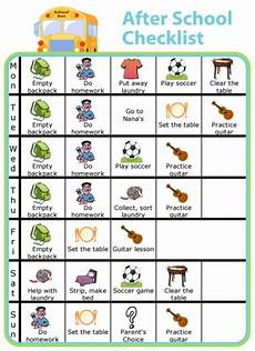 Make Your Own School Schedule Make Your Own List Mobile Or Printed Printable