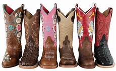 Cowboy Boot Fitting Chart Fitting Kid S Cowboy Boots Pinto Ranch