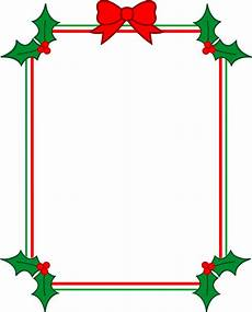Microsoft Christmas Borders Ms Word Borders Clipart Best