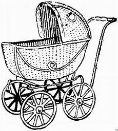 kinderwagen 2 ausmalbild malvorlage gemischt