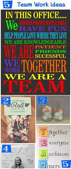 Teamwork Examples In The Workplace 5 Ideas To Help Your Office Work As A Team Premier