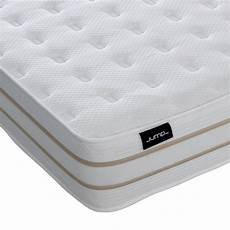 jumpi 10 quot 2000 pocket sprung memory foam single mattress