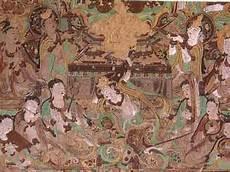 dunhuang fresco study in china