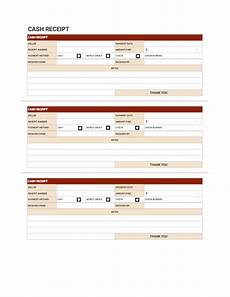 Receipt For Money Paid Cash Receipt Template Free Download From Invoice Simple