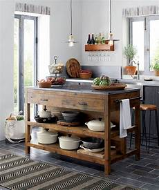 reclaimed kitchen island reclaimed wood kitchen island cabin kitchen