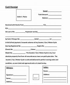 Generic Receipt Form Free 6 Sample Sales Receipt Forms In Ms Word Pdf