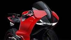 Honda V4 Superbike 2020 by New Ducati Zero Electric Superbike 2020 New Ducati