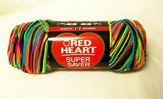 Red Heart Variegated Yarn Color Chart Rainbow Yarn Blacklight Neon Variegated Red Heart Super Saver