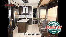 Momentum Design Group 2016 Grand Design Momentum 397th Fifth Wheel Toy Hauler