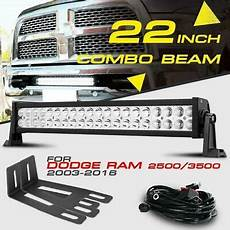 52 Inch Light Bar Mounts For Dodge 22 Quot Inch 280w Cree Led Light Bar Mount Bracket For Dodge