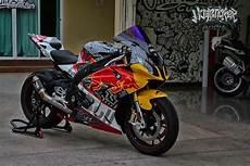 Red S Custom Design Red Bull Bmw S1000rr 2017 Custom Bigbike Design By