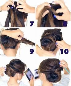 frisuren für dünnes haar zum selber machen abiball frisuren selber machen anleitung up do schritte