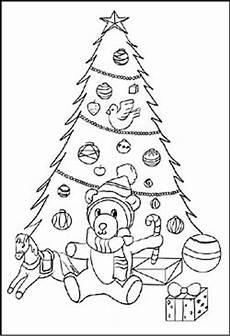 Ausmalbild Weihnachtsbaum Mit Geschenken Ausmalbild Tannenbaum Mit Geschenken Ausmalbilder