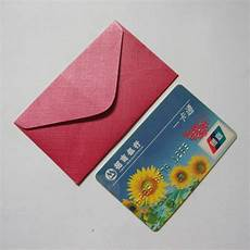 Small Envelope 6 10 Cm Small Red Envelope For Vip Cards Message Cards
