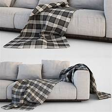 Throws For Sofa 3d Image by 3d Sofa Blanket Set