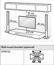 Wall Mount Tv Height Chart Lg Oled Setup Distance Unpacking Amp Mounting Lg Usa