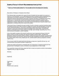 sample student recommendation letter 4 recommendation letter sample for student sample of