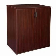 regency legacy mahogany stand up storage cabinet
