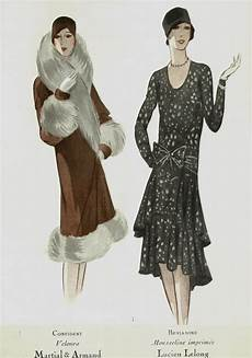 1920s fashion modes from 1928 glamourdaze