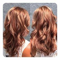 Red To Light Brown Hair 80 Stunning Red Hair With Highlights You Can Try Now