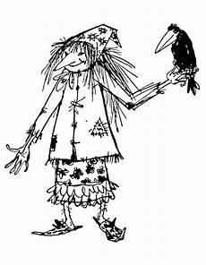 Ausmalbilder Zauberer Und Hexen Die Kleine Hexe Otfried Preussler Ausmalbilder