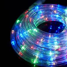 Outdoor Multi Coloured Rope Lights Rope Light Led 10m Multi Colour Christmas Lighting Outdoor