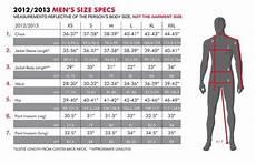 Snowboard Pants Size Chart Men S Clothing Size Chart 686 Snowboard Clothing Size