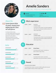 Free Resume Builder And Download Online Free Resume Maker Resume Builder Visme