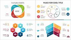 Flow Chart Powerpoint Free 4 5 6 Steps Flow Chart Powerpoint Diagram Just Free