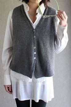 knit vest the 25 best knit vest pattern ideas on