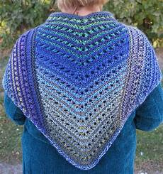 free knitting pattern for simple lace shawl easy shawl
