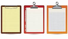 Clipboard Template Free Blank Clipboard With Clip Template Vector 04 Titanui