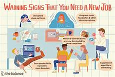 Need A New Career Top 10 Warning Signs You Need A New Job