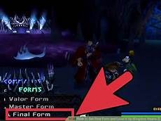 Kingdom Hearts 2 5 Sora Level Up Chart How To Get Final Form And Level It Up Kingdom Hearts 2