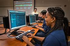 Scientists Computer Penn State Behrend Computer Science Program Earns Abet