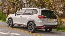 2019 subaru forester photos 2019 subaru forester road test review autoblog