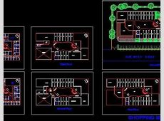 Shopping Mall, Multiplex and Hotel Layout Floor DWG Plans   Autocad DWG   Plan n Design