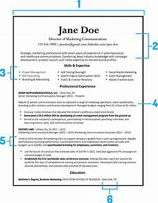 Best Way To Look For A Job What Your Resume Should Look Like In 2018 Resume Cover