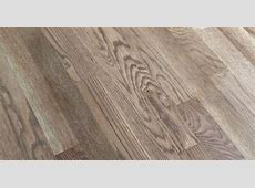 Weathered Oak Floor Reveal   More Demo   Oak stain, Oak hardwood flooring and White oak